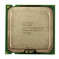 Intel 3.4GHz LGA 775 Boxed Processor