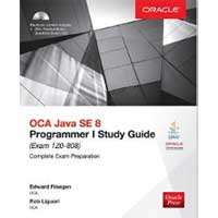 McGraw-Hill OCA JAVA SE 8 PROG