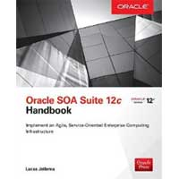 McGraw-Hill ORACLE SOA SUITE 12C HDBK