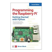 McGraw-Hill PROG THE RASPBERRY PI 2/E