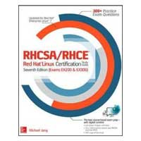 McGraw-Hill RHCSA/RHCE Red Hat Linux Certification Study Guide, Seventh Edition (Exams EX200 & EX300), 7th Edition