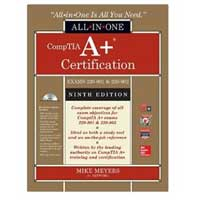 McGraw-Hill COMPTIA A+  CERTIFICATION