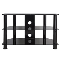 AVF SDC800CMBB-A TV Stand for TVs up to 40""