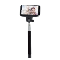 Supersonic Bluetooth Selfie stick with Rechargeable Battery