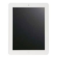 Apple iPad 4th Generation (Refurbished) 32G Wi-Fi - White