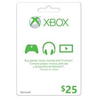 InComm Xbox $25 Card