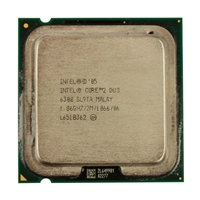 Intel Core 2 Duo 1.8GHz E6300 LGA 775 Boxed Processor