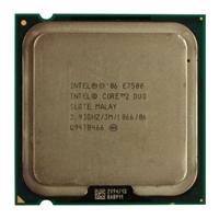 Intel Core 2 Duo E7500 2.93 GHz