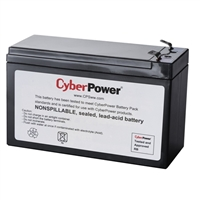 CyberPower Systems RB1270 UPS Replacement Battery Cartridge