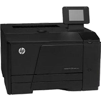 HP LaserJet Pro 200 M251nw Printer Refurbished