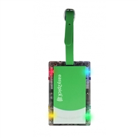 Naftali Inc. Flash Luggage Tag Green