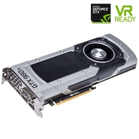 EVGA GeForce GTX 980 Ti Super-Clocked 6GB GDDR5 PCI-e Video Card