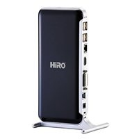 HiRO Dual Display Universal Docking Station