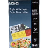 Epson Bright White Paper