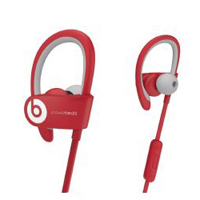 Beats by Dr. Dre powerbeats 2 Wireless Stereo Earbuds - Red