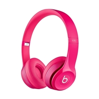Beats by Dr. Dre Solo 2.0 On Ear Headphones - Pink