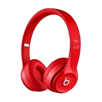 Beats by Dr. Dre Solo 2.0 On Ear Headphones - Red