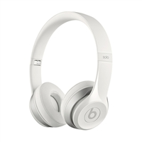 Beats by Dr. Dre Solo 2.0 On Ear Headphones - White