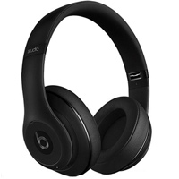 Beats by Dr. Dre Studio 2.0 On Ear Headphones - Matte Black