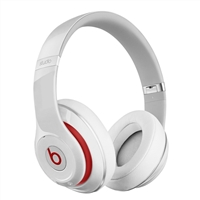 Beats by Dr. Dre Studio 2.0 Over-Ear Headphone - White