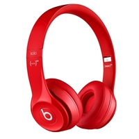 Beats by Dr. Dre Solo2 Wireless Headphones - Red