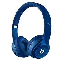 Beats by Dr. Dre SOLO 2 Wireless Bluetooth On-Ear Headphones - Blue