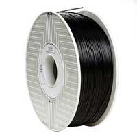 Verbatim Black ABS 3D Plastic Filament Reel 1.75mm 1kg