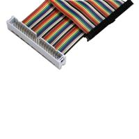 "QVS 8"" GPIO Ribbon Extension Cable for Raspberry Pi A+/B+/2 (40 Pins)"