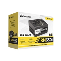 Corsair RM Series RM650i 650 Watt ATX Modular Power Supply