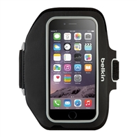 Belkin Sport-Fit Plus Armband for iPhone 6 Plus - Black