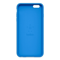 Belkin Grip Case for iPhone 6 Plus - Blue