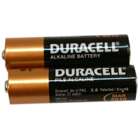 Duracell AAA Batteries 2-Pack