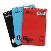 "Ampad Ampad 4"" x 6"" Notepad 3-Pack"