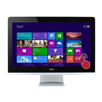 "Acer Aspire AZ3-710-UR53 Touchscreen 23.8"" All-in-One Desktop Computer"