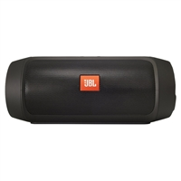 JBL Charge 2+ Portable Bluetooth Speaker - Black