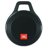 JBL Clip+ Portable Bluetooth Speaker - Black