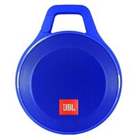 JBL Clip+ Portable Bluetooth Speaker - Blue