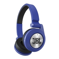 JBL Synchros E40 Bluetooth Headphones - Blue