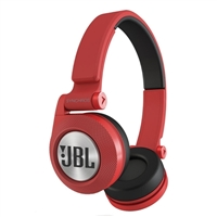 JBL Synchros E40 Bluetooth Headphones - Red