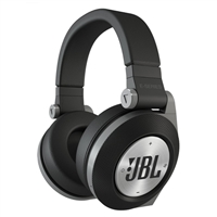 JBL Synchros E50 Bluetooth Headphones - Black