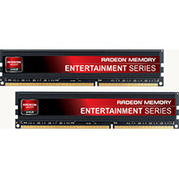 AMD 16GB 2 x 8 DDR3-1600 (PC3 12800) CL11 Dual Channel Desktop Memory Kit