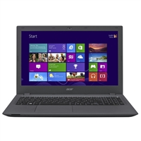 "Acer Aspire E5-573G-57UU 15.6"" Laptop Computer - Charcoal Gray"