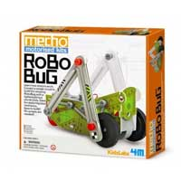 Toysmith Mecho Motorised Kits - Robobug