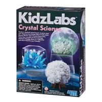 Toysmith Kidz Labs Crystal Science