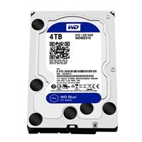 """WD Blue 4TB 5,400 RPM SATA III 6Gb/s 3.5"""" Internal Solid State Hybrid Drive (SSHD) - WD40E31X"""