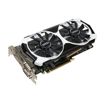 MSI Radeon R7 370 Overclocked 2GB GDDR5 PCI-e Video Card