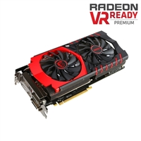 MSI Radeon R9 390 GAMING 8GB GDDR5 PCI-e Video Card