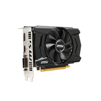 MSI Radeon R7 360 Overclocked 2GB GDDR5 PCI-e Video Card
