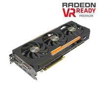 Sapphire Technology Radeon R9 390X Overclocked 8GB GDDR5 PCI-e Tri-X Video Card