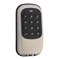 Yale Keyless Entry Push Button Dead Bolt